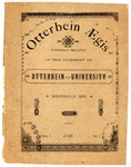 Otterbein Aegis June 1890 by Otterbein University