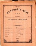 Otterbein Aegis December 1890 by Otterbein University