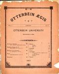 Otterbein Aegis January 1891 by Otterbein Aegis