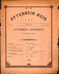 Otterbein Aegis February 1891 by Otterbein University