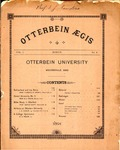 Otterbein Aegis March 1891 by Otterbein University