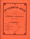 Otterbein Aegis September 1891 by Otterbein University