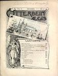 Otterbein Aegis December 1891 by Otterbein Aegis