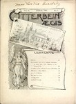 Otterbein Aegis March 1892 by Otterbein University