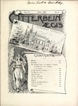 Otterbein Aegis May 1892 by Otterbein University
