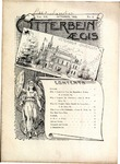 Otterbein Aegis October 1892