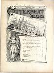 Otterbein Aegis October 1892 by Otterbein Aegis