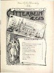 Otterbein Aegis November 1892 by Otterbein University