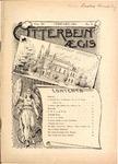 Otterbein Aegis February 1893 by Otterbein Aegis