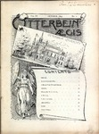 Otterbein Aegis October 1893