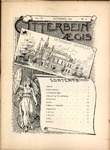 Otterbein Aegis November 1893 by Otterbein Aegis