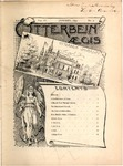 Otterbein Aegis January 1894 by Otterbein Aegis