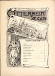 Otterbein Aegis October 1894