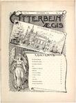 Otterbein Aegis December 1894