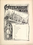 Otterbein Aegis January 1895