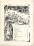 Otterbein Aegis December 1895