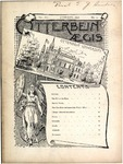 Otterbein Aegis January 1896
