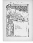 Otterbein Aegis May 1898