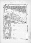 Otterbein Aegis January 1899 by Otterbein University