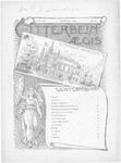 Otterbein Aegis March 1899 by Otterbein University