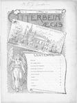 Otterbein Aegis October 1899 by Otterbein University