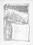 Otterbein Aegis February 1900 by Otterbein University