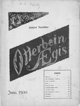 Otterbein Aegis June 1900