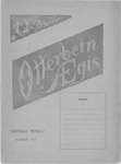 Otterbein Aegis December 1900 by Otterbein University