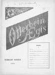 Otterbein Aegis February 1901 by Otterbein University