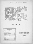 Otterbein Aegis October 1901 by Otterbein University