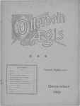 Otterbein Aegis December 1901 by Otterbein University