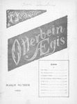 Otterbein Aegis March 1901 by Otterbein University
