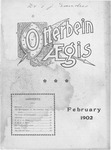 Otterbein Aegis February 1902 by Otterbein University