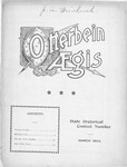 Otterbein Aegis March 1902 by Otterbein University