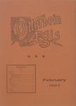 Otterbein Aegis February 1903 by Otterbein Aegis