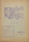Otterbein Aegis March 1903 by Otterbein Aegis
