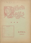 Otterbein Aegis April 1903