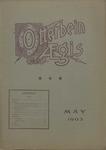 Otterbein Aegis May 1903 by Otterbein Aegis