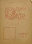 Otterbein Aegis September 1903 by Otterbein Aegis
