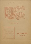 Otterbein Aegis October 1903