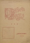 Otterbein Aegis January 1904