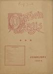 Otterbein Aegis February 1904 by Otterbein Aegis