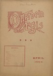 Otterbein Aegis April 1904