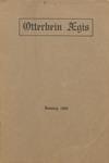 Otterbein Aegis January 1905