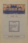 Otterbein Aegis June 1905