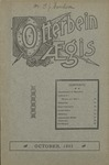 Otterbein Aegis October 1905