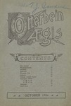 Otterbein Aegis October 1906