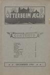 Otterbein Aegis December 1906