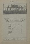 Otterbein Aegis April 1907