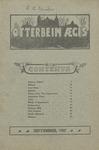 Otterbein Aegis September 1907